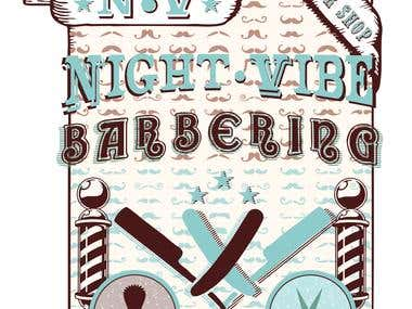 Night-vibe barbering