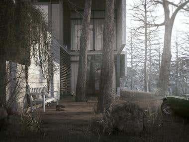 Forest getaway