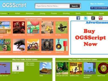 PHP Script (Web Application)