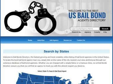 Bail Bond Agents Directory