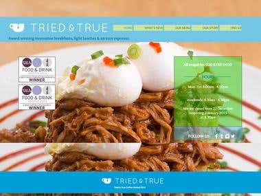 tried & true cafe