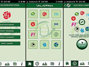 Valappen app