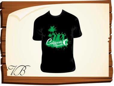 T-Shirt ( California )