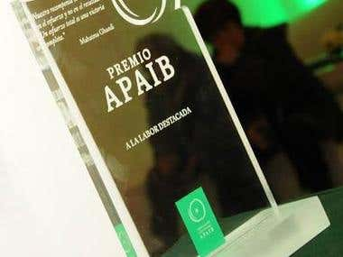 Packaging and award\'s design