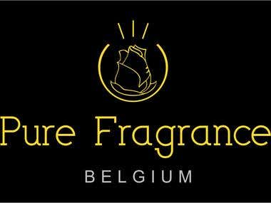 Pure Fragrance logo