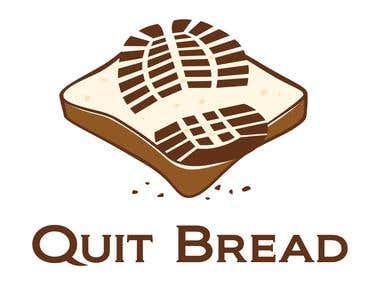 Quit Bread logo