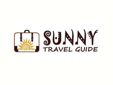 my logo design for travel agency