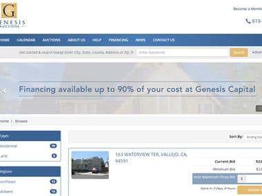 Genesis Auctions
