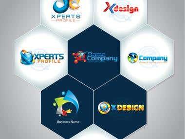 Modernized & Unique Logos