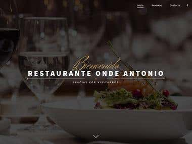 Onde Antonio