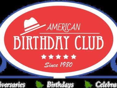 American birtdayclub logo
