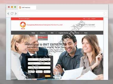 BWT Website Design and HTML