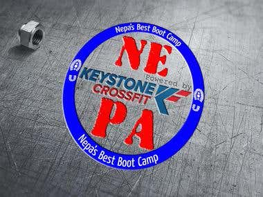 Logo Nepa\'s Best Boot Camp