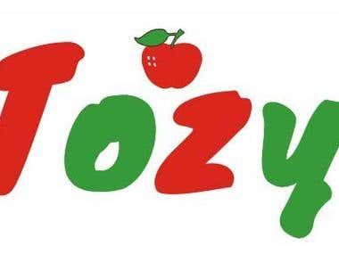 Logo Design for tozy.in