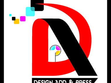 Logo & Business card of my ad firm