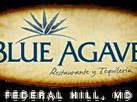 Blue Avage Restaurant Logo