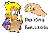 Random Rewarder\'s Logo.