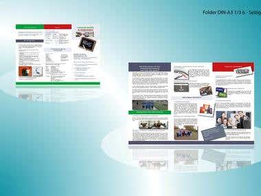 Folder-Auftrag