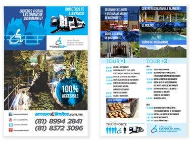 Brochure, Flyer and Techincal Sheet