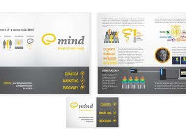 Brochure + Logo