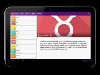 Horoscope - Zodiac app
