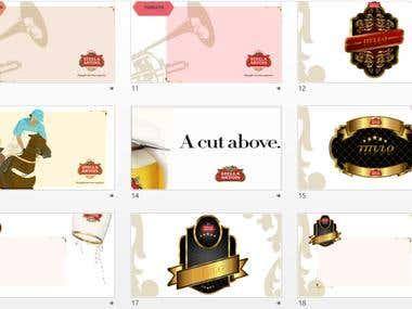Stella Artois PPT format