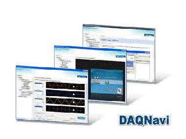 DAQNavi Device Handling Software