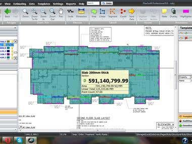 Quantity estimate and prepare the price BOQ in Building Proj