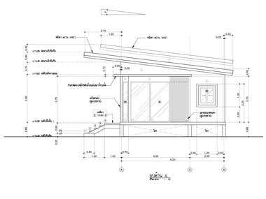 AutoCad Basic Samples-Construction