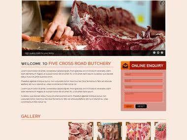 Five Cross Road Butchery