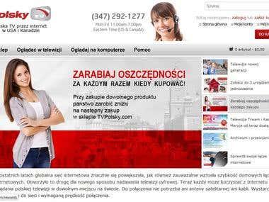 TPolsky Tv Store