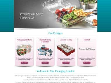Vale Packaging Limited