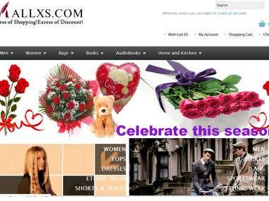 Mallxs Store E-commerce