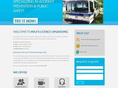 Maz\'s Licence Upgrading