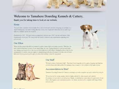Tamahere Boarding Kennels & Cattery