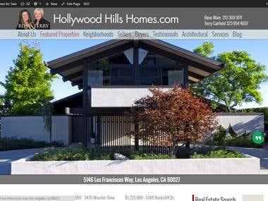 HollywoodHillsHomes.com