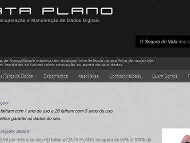 website Dataplano