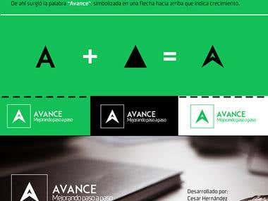 Logo Design And Branding For Avance