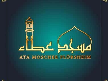 Logo for a Mosque