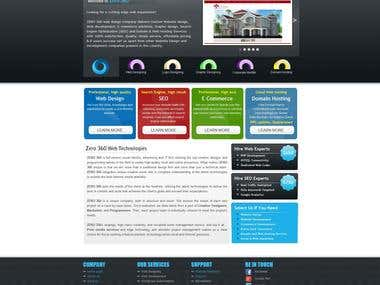 Zero 360 Web Technologies