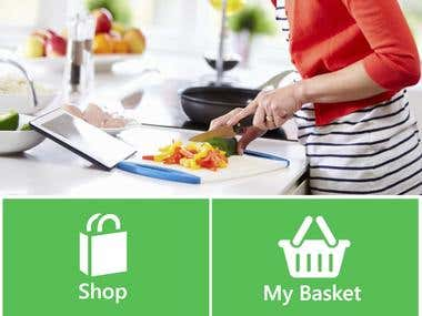 Your Fresh Store - E-commerce Mobile application