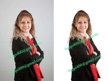 Portrait Image Editing