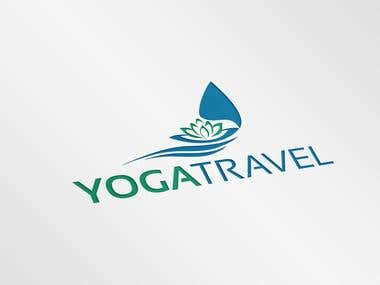 Yoga Travel logo