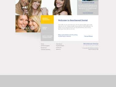 Full comercial website
