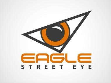 Eagle street eye logo