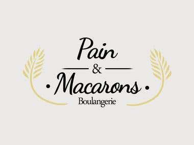 Pain et Macarons