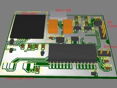 GPS Tracker 3.5cmx4.5cm