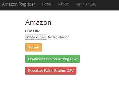 Amazon automatic Repricer