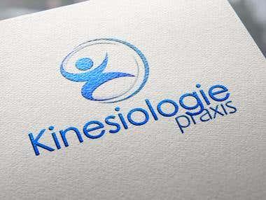 Kinesiology logo design