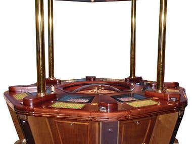 Automated american roulette